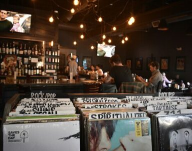 Vinyl Bars & Restaurants